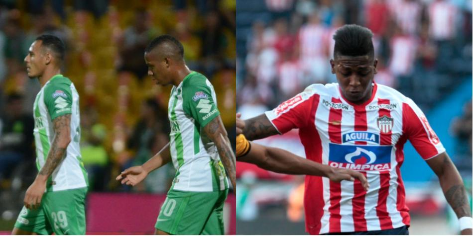 Nacional clasificó a semifinales de la Copa Águila