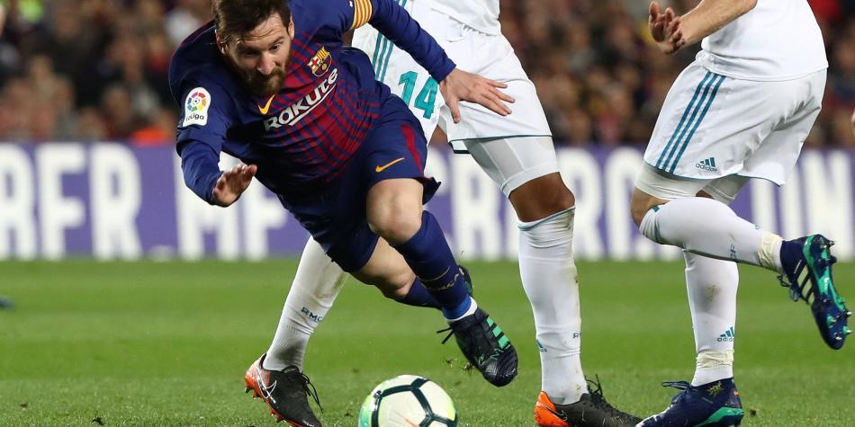 Día, Fecha y hora partido Barcelona vs Real Madrid en Liga