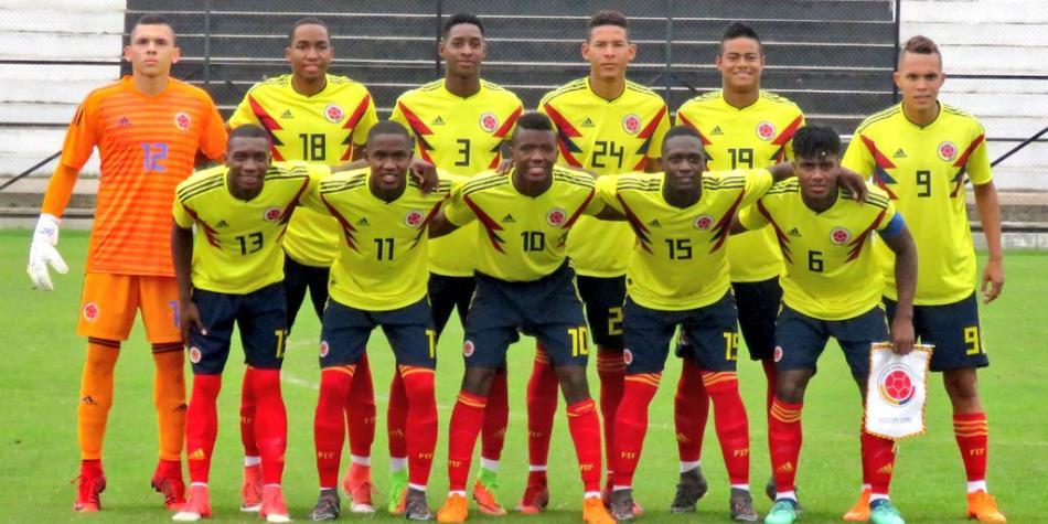 Colombia Sub-20 Perdió 0-2 En Amistoso Con Uruguay