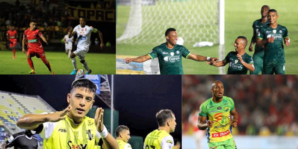 Ronda de clasificación en la Copa Águila 2018, previos, horarios y ...