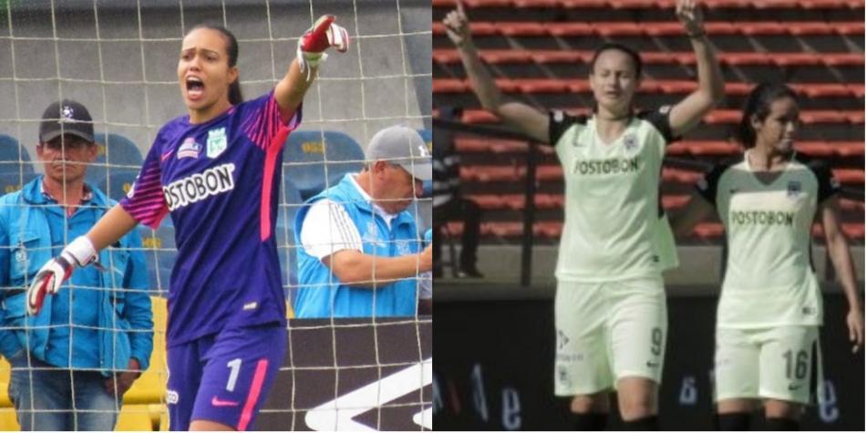 Las brasileñas que son protagonistas con Nacional en la Liga femenina  0b7413fc86a30