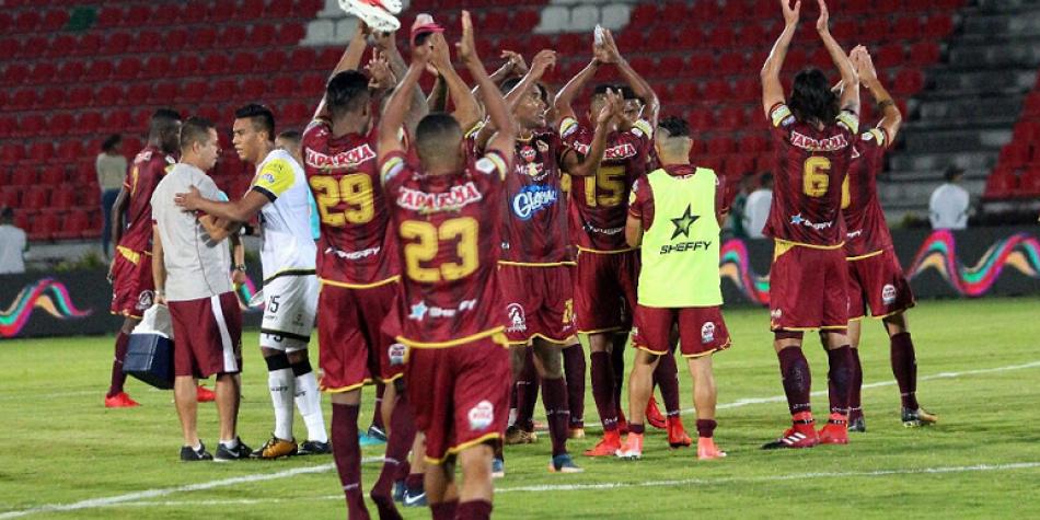 Deportes Tolima vs Deportivo Pasto, resumen y resultado del partido por la fecha 6 de la Liga Águila II 2018 | Futbol Colombiano | Liga BetPlay | Futbolred