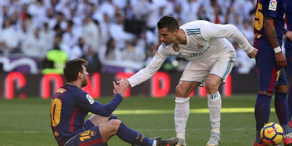Lionel Messi Hablo De Cristiano Ronaldo Y Su Presente En El Barcelona Liga De Espana Futbolred