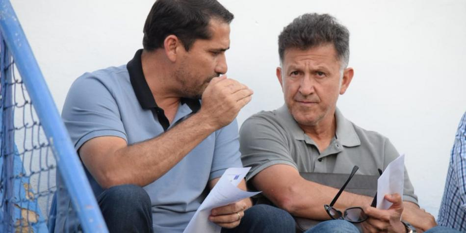 OFICIAL: Juan Carlos Osorio deja de ser entrenador de Paraguay