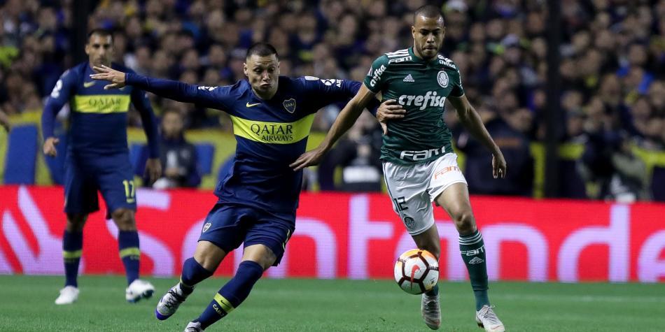 1b592d61b8 Boca Juniors vs Palmeiras