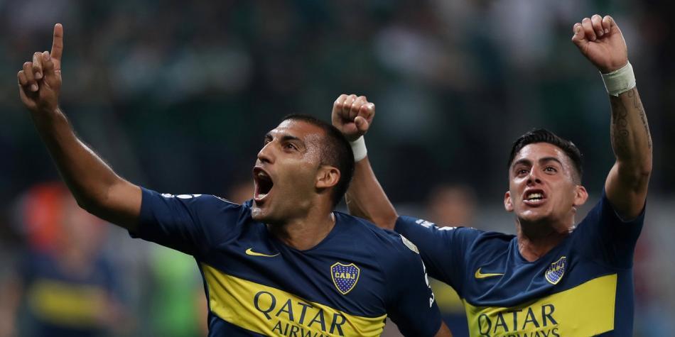 e94ee0692b Minuto a minuto en vivo del partido Palmeiras vs Boca Juniors por ...