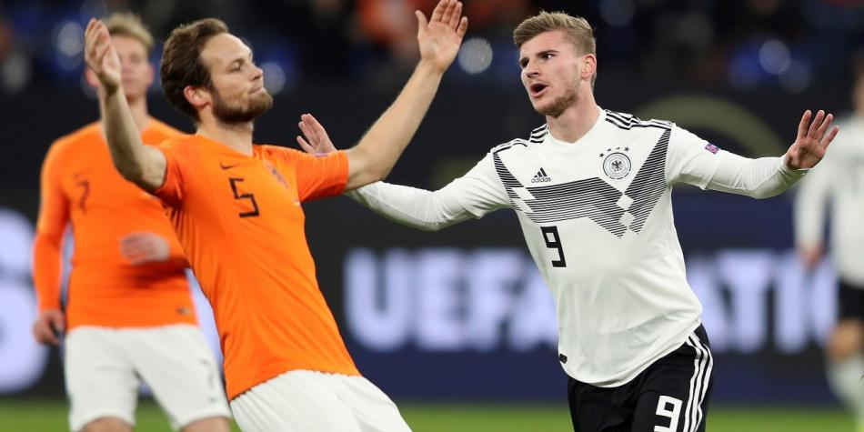 Fútbol: Antes de Uruguay, Francia mira fijo a Alemania