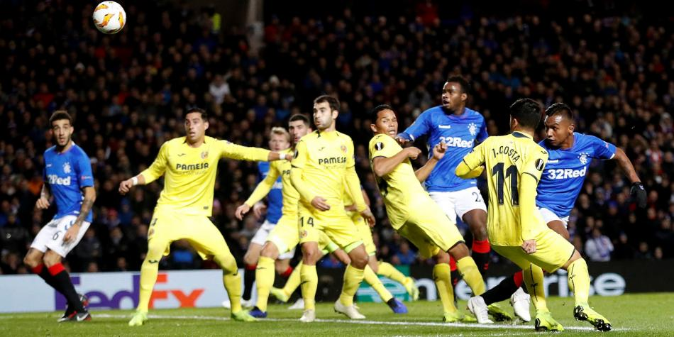 Rangers vs Villarreal