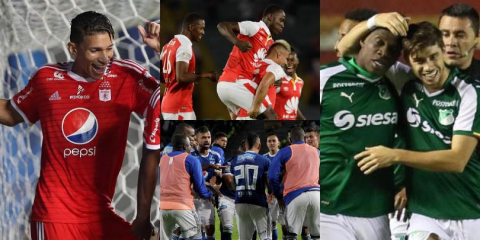 Los fichajes y las salidas de los equipos de Liga Aguila 2019 ... d803b762fb7ad