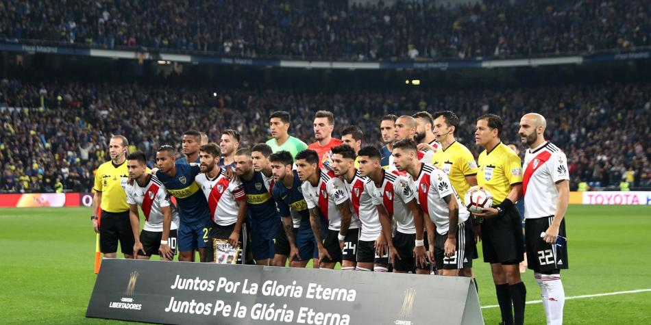 River Plate vs Boca Juniors Final
