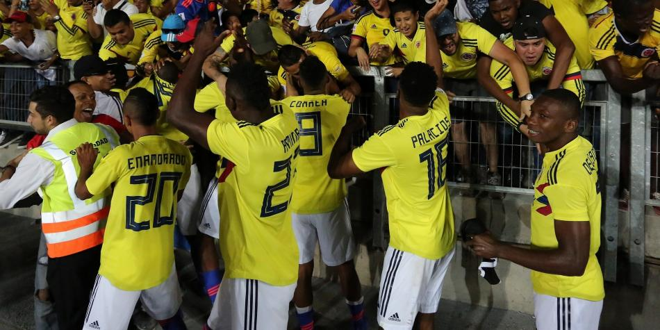 Selección Colombia Sudamericano Sub-20