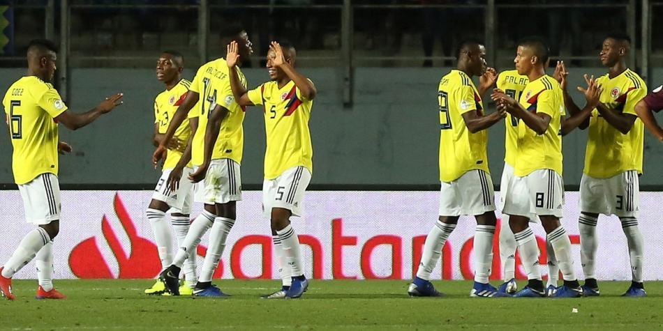 Colombia Sub 20 Contra Uruguay Sub 20: Colombia Vs Uruguay, Sudamericano Sub 20 Hexagonal Final
