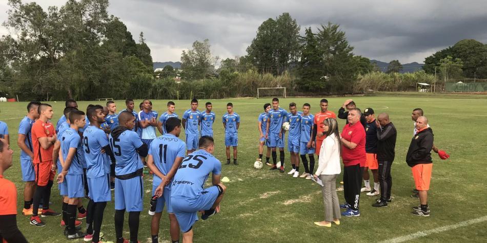 Ever Hugo Almeida dirigirá en el Fútbol Colombiano