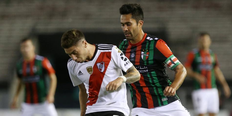 River vs Palestino