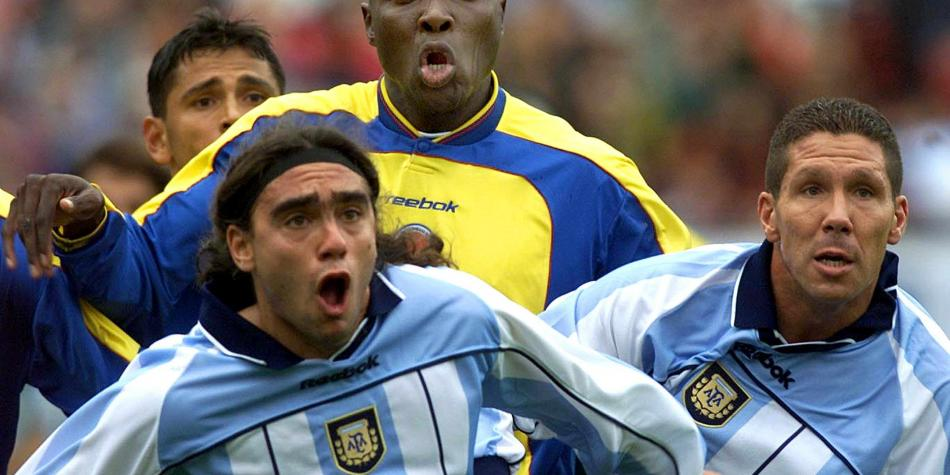 Colombia Argentina 2001