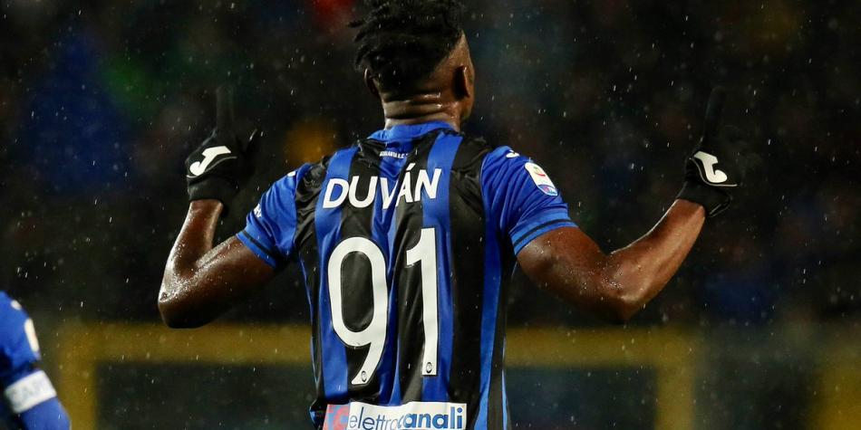 ¡Qué nivel, Duván! Gol a David Ospina y victoria del Atalanta