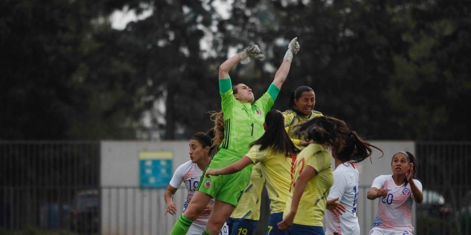 Juegos Panamericanos 2019 Calendario Futbol.Calendario De La Seleccion Colombia Femenina En Juegos