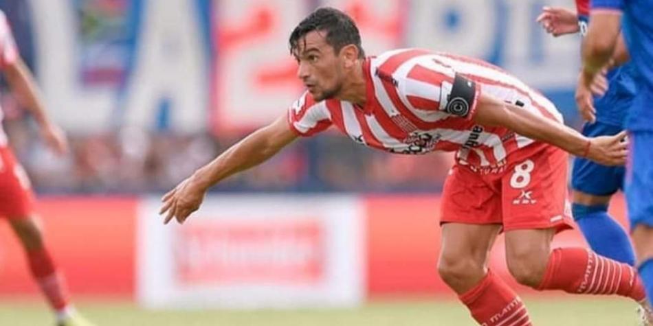 Alberto 'Tino' Costa es nuevo jugador de Atlético Nacional ...