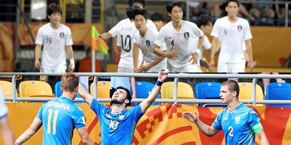 Ucrania Corea del Sur