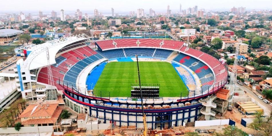Final única de la Sudamericana se traslada a La Nueva Olla
