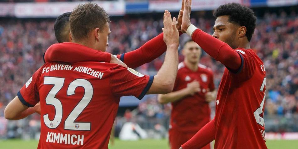 Bundesliga Calendario.Bayern Munich Presenta Su Calendario De Bundesliga 2019 2020