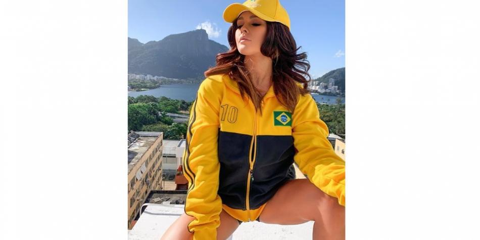 La espontánea de la Champions, detenida en Maracaná cuando buscaba su 'doblete'
