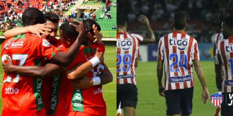 Patriotas vs. Atlético Junior - Reporte del Partido - 21 julio, 2019