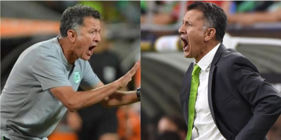 Osorio pierde el control tras ser expulsado ante Santa Fe