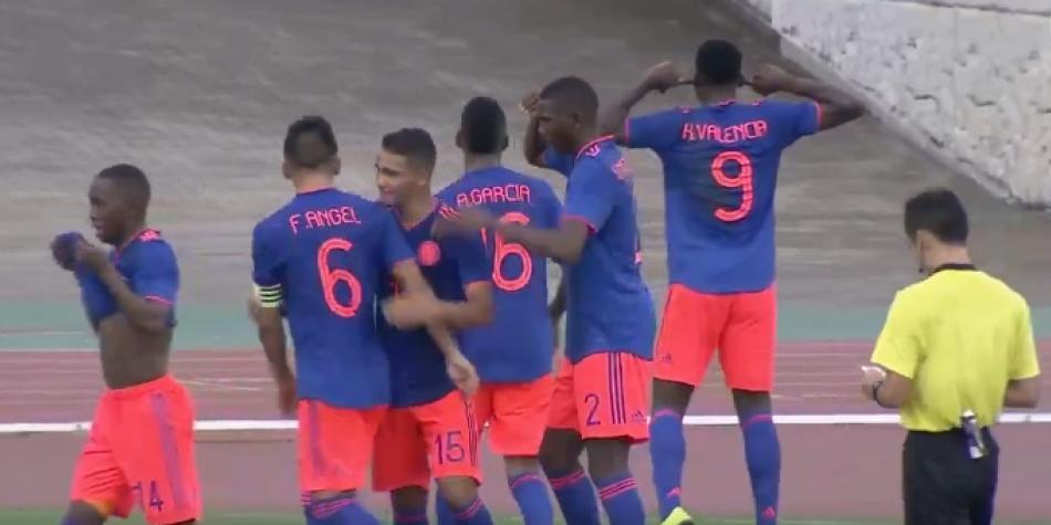 Colombia Sub 18