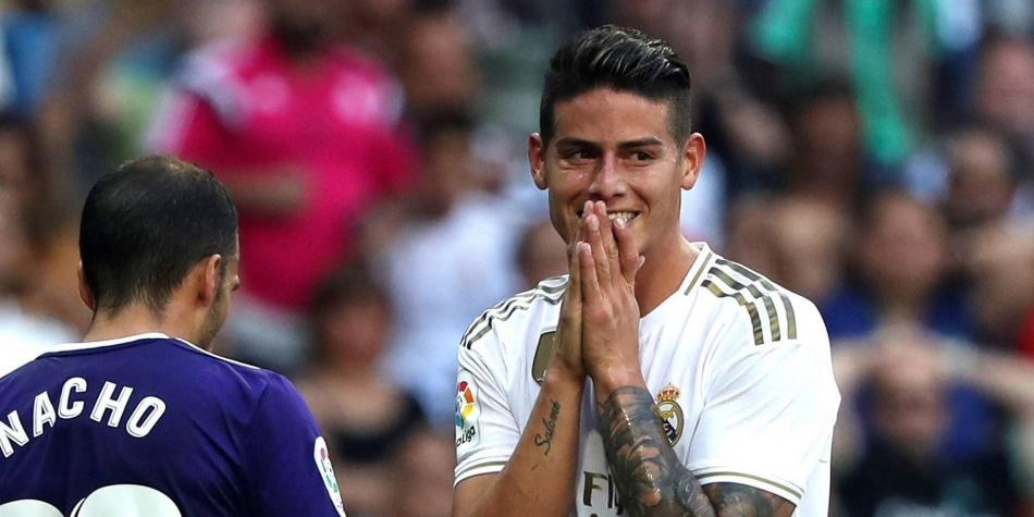 James David Rodríguez Rubio - Real Madrid