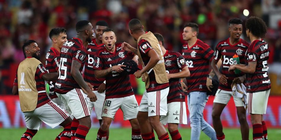 Final de Copa Libertadores en el Monumental