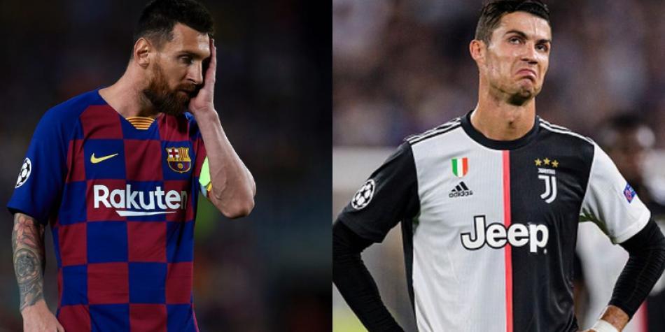 Juventus Vs Barcelona Cristiano Ronaldo Jugara En Champions League 2020 Messi Vs Cristiano De Que Depende Champions League Futbolred