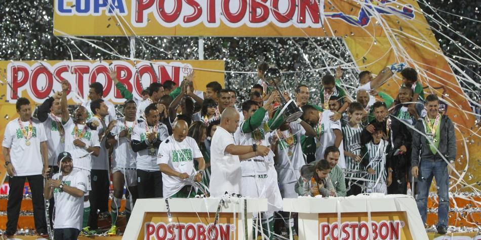 Nacional Copa Colombia 2013