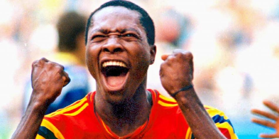 Freddy Rincón gol a Alemania en 1990