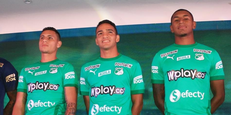 Deportivo Cali Hoy Camiseta Hace Homenaje A Carepa Gaviria Y Giovanni Cordoba Futbol Colombiano Liga Betplay Futbolred