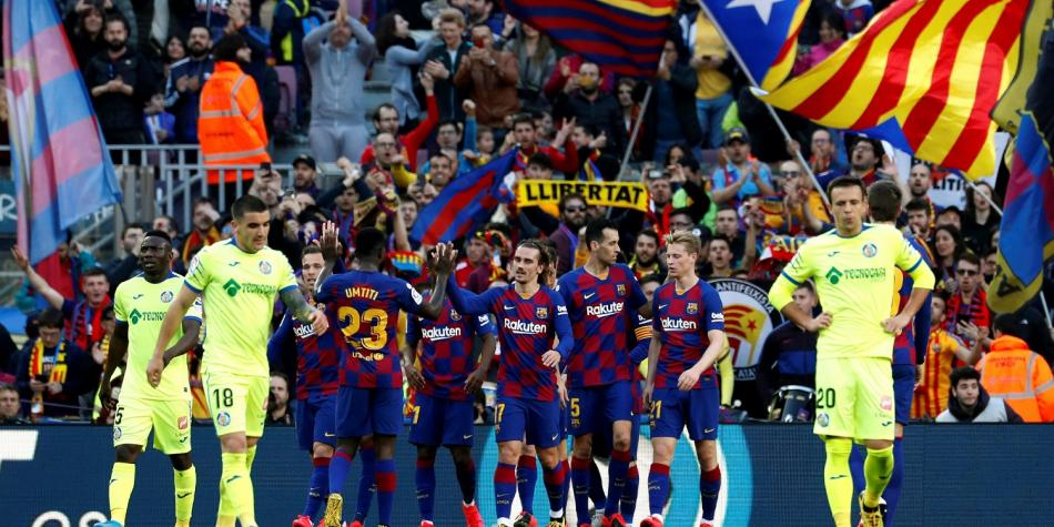 Barcelona Hoy Jugador Que Se Va Gratis Noticias En Vivo Liga De Espana Futbolred