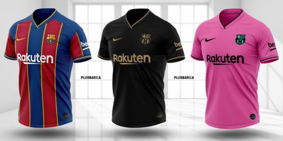 se filtra posible nueva camiseta de barcelona 2020 2021 hay polemica liga de espana futbolred nueva camiseta de barcelona 2020 2021