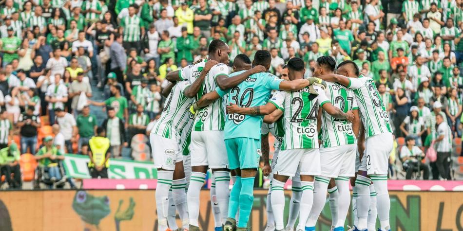 Atletico Nacional Vs Tolima Alineaciones Estadisticas Y Donde Ver El Partido Gratis En Vivo Futbol Colombiano Liga Betplay Futbolred