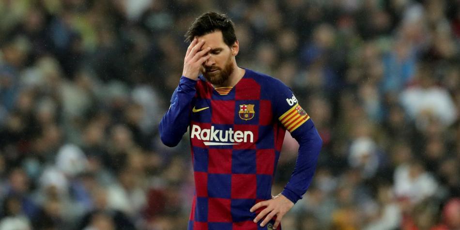 Lionel Messi y su salida de Barcelona: los equipos con posibilidad ...