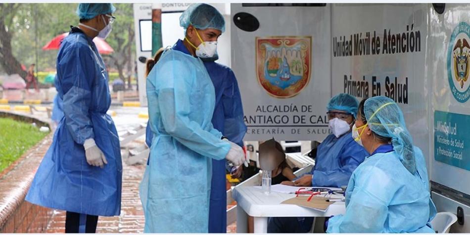 Coronavirus en Colombia: cifras oficiales y reales | contagios y ...