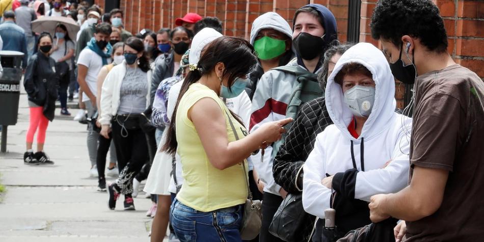 Coronavirus Colombia: cifras EN VIVO contagios y muertos 9 de ...