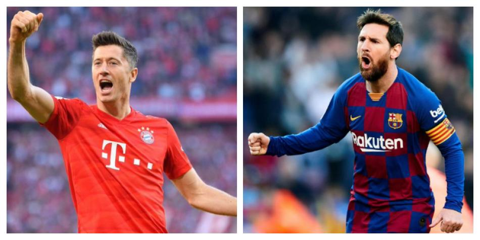 Barcelona Vs Bayern Munich Cuartos De Final Champions League Partido Crucial Champions League Futbolred