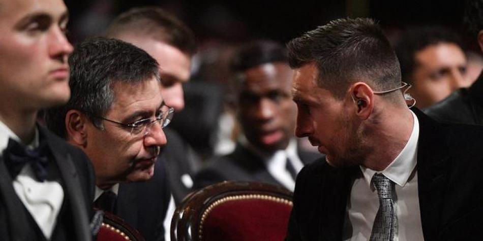Piden renuncia de Josep Bartomeu al FC Barcelona por la posible ...