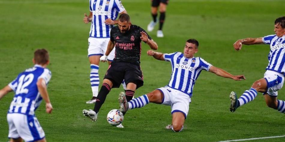 Liga de España: Real Sociedad vs Real Madrid, resultado, detalles, crónica  | Liga de España | Futbolred