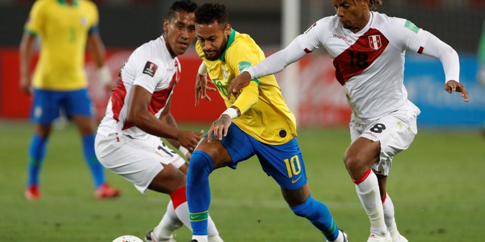 Peru Vs Brasil Goles Video Resultado Mejores Momentos En Las Eliminatorias Qatar 2022 Selecciones Nacionales Futbolred
