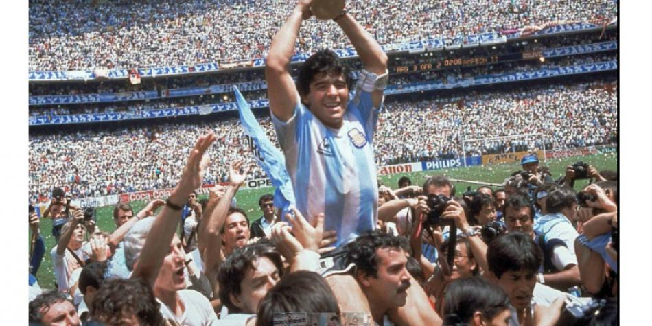Murió Diego Maradona, fallecio hoy víctima de paro cardíaco   25 de  noviembre de 2020   Otras Ligas de Fútbol   Futbolred