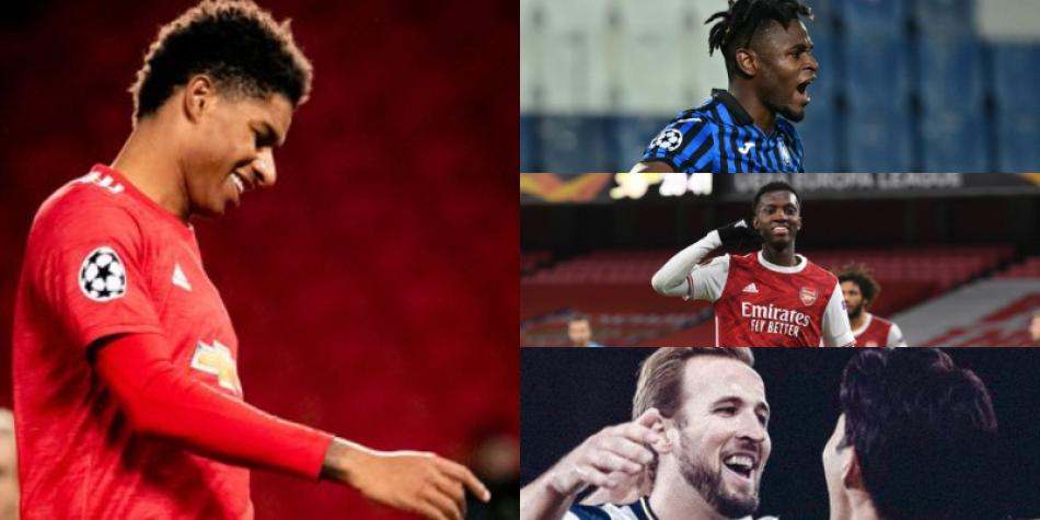 Manchester United, Atalanta, Arsenal