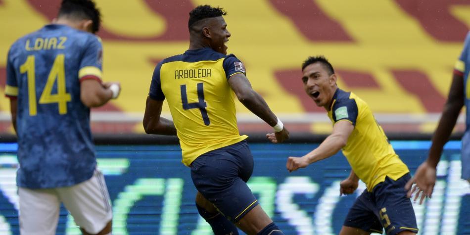 Vea los goles de Ecuador vs Colombia: así pierde la Selección de Queiroz |  última hora | Selección Colombia | Futbolred
