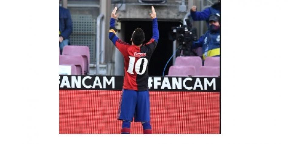 Castigo A Messi Por Homenaje A Maradona Multa Por Amarilla Barcelona Vs Osasuna Reglamento Liga De España Futbolred