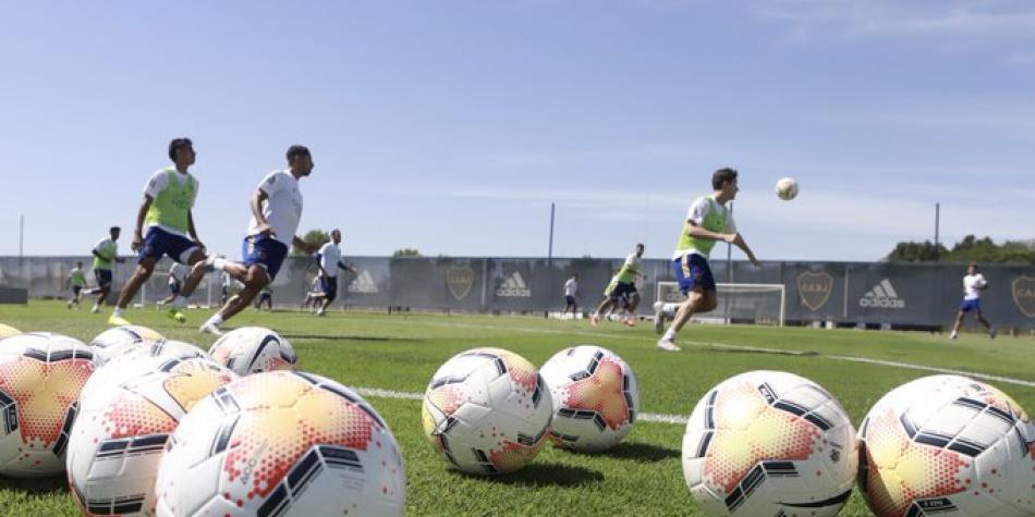 Copa Libertadores noticias: Boca, sin casos de covid y con Jorman Campuzano  en duda vs Santos | Copa Libertadores | Futbolred